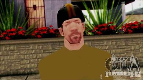 Wmymoun from Beta Version для GTA San Andreas третий скриншот