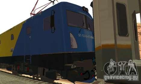 Le 6600 Kw-Phoenix для GTA San Andreas вид сзади слева