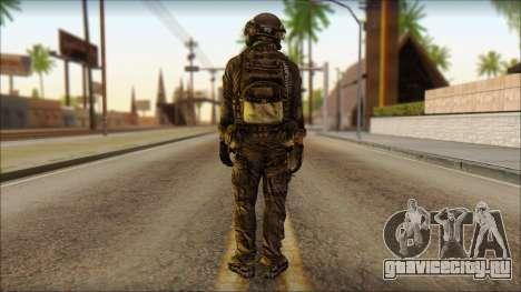 Боец OGA (MoHW) v1 для GTA San Andreas второй скриншот