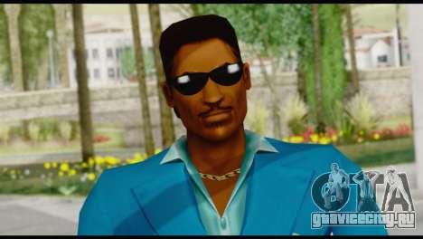 Lance Suit Shades для GTA San Andreas третий скриншот