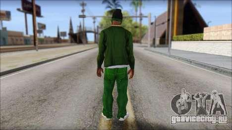 New CJ v4 для GTA San Andreas второй скриншот