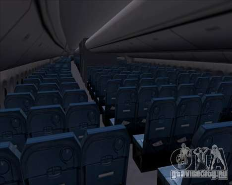 Boeing 747-830 Lufthansa - Fanhansa для GTA San Andreas