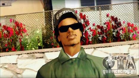 Eazy-E Green v2 для GTA San Andreas третий скриншот