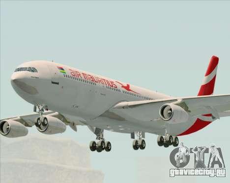 Airbus A340-312 Air Mauritius для GTA San Andreas