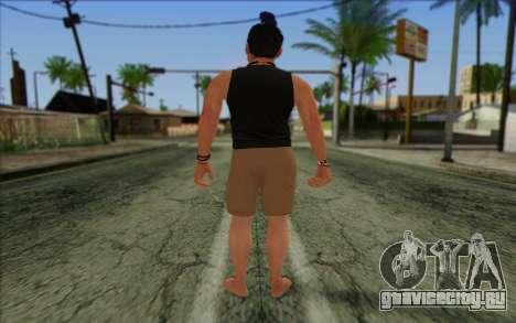 Fabien LaRouche from GTA 5 для GTA San Andreas второй скриншот