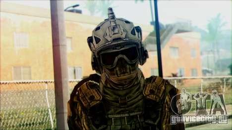 Солдат из команды Фантом 3 для GTA San Andreas третий скриншот
