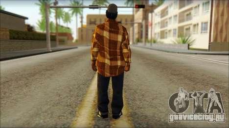 Eazy E Lumberjack Skin для GTA San Andreas второй скриншот