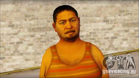 GTA 5 Ped 14 для GTA San Andreas третий скриншот