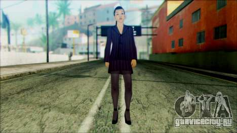 Sofybu from Beta Version для GTA San Andreas