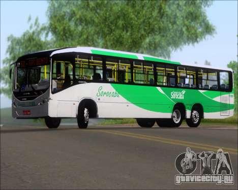 Comil Svelto BRT Scania K310IB 6x2 Sorocaba для GTA San Andreas двигатель