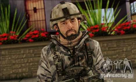 Task Force 141 (CoD: MW 2) Skin 2 для GTA San Andreas третий скриншот