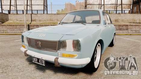 Peugeot 504 для GTA 4