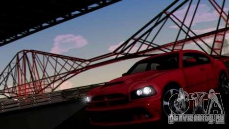ENBSeries Multiplayer Expierence для GTA San Andreas второй скриншот