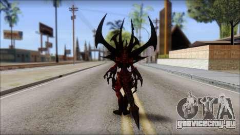 Diablo From Diablo III для GTA San Andreas второй скриншот