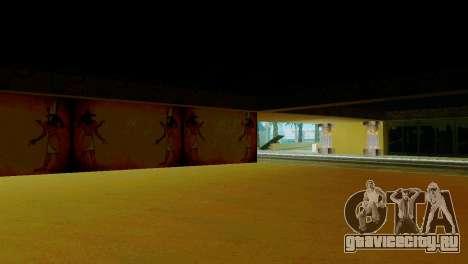 Новые текстуры пирамиды в Лас-Вентурасе для GTA San Andreas третий скриншот