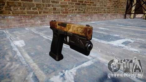Пистолет Glock 20 elite для GTA 4