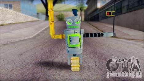 Hamsmp from Sponge Bob для GTA San Andreas