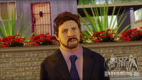 GTA 5 Ped 12 для GTA San Andreas третий скриншот