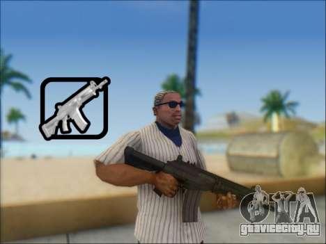 Израильский карабин ACE 21 для GTA San Andreas