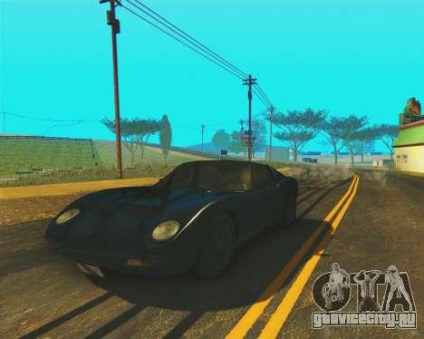 LS ENB by JayZz для GTA San Andreas пятый скриншот