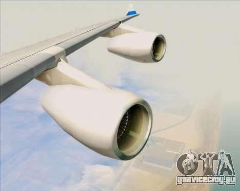 Airbus A340-313 China Airlines для GTA San Andreas колёса