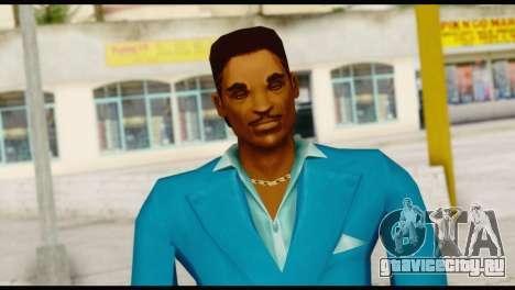 Lance Suit для GTA San Andreas третий скриншот