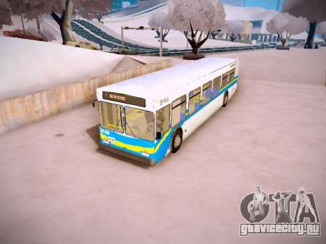 NewFlyer D40LF TransLink Vancouver BC для GTA San Andreas