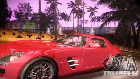 ENB Brandals v3 для GTA San Andreas второй скриншот