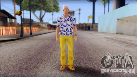 Doc from Back to the Future 1985 для GTA San Andreas