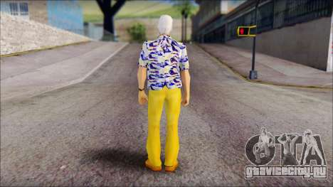 Doc from Back to the Future 1985 для GTA San Andreas второй скриншот