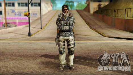 Ветеран (AVA) v2 для GTA San Andreas