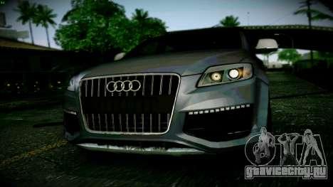 ENB series by Anonim для GTA San Andreas второй скриншот