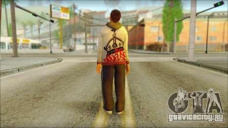 GTA 5 Ped 6 для GTA San Andreas второй скриншот