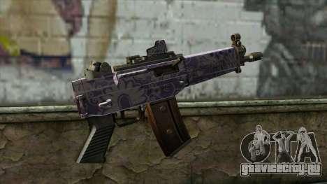 Graffiti MP5 для GTA San Andreas