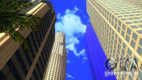 HD текстуры четырех небоcкребов в Лос Сантос для GTA San Andreas десятый скриншот