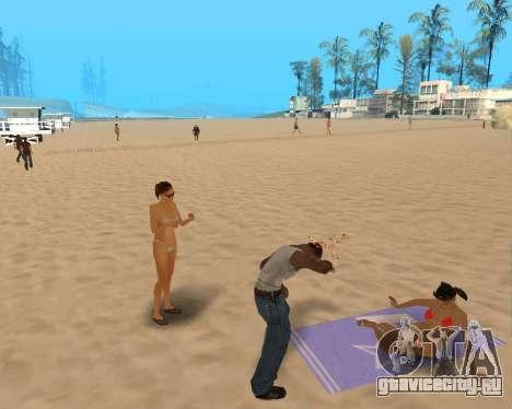 За ВДВ! для GTA San Andreas третий скриншот