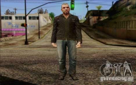 Johnny Klebitz From GTA 5 для GTA San Andreas