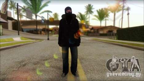 Vandal Euromaidan Style для GTA San Andreas