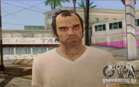 Trevor Phillips Skin v3 для GTA San Andreas третий скриншот