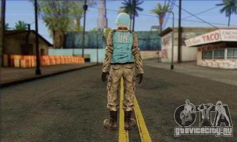 Миротворец ООН (Postal 3) для GTA San Andreas второй скриншот