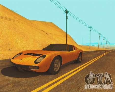 LS ENB by JayZz для GTA San Andreas третий скриншот