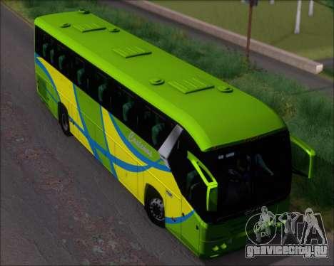 Comil Campione 3.45 Scania K420 Costenos для GTA San Andreas вид сзади