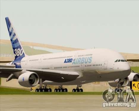 Airbus A380-861 для GTA San Andreas