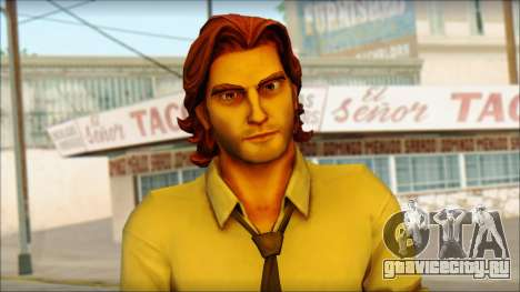 Bigdy Wolf для GTA San Andreas третий скриншот