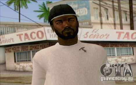 N.W.A Skin 1 для GTA San Andreas третий скриншот