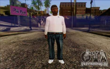 N.W.A Skin 1 для GTA San Andreas