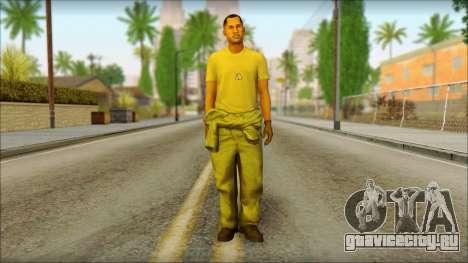 GTA 5 Soldier v2 для GTA San Andreas