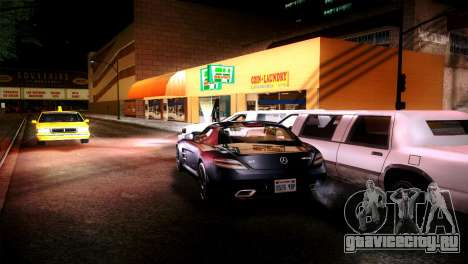 ENB Brandals v3 для GTA San Andreas
