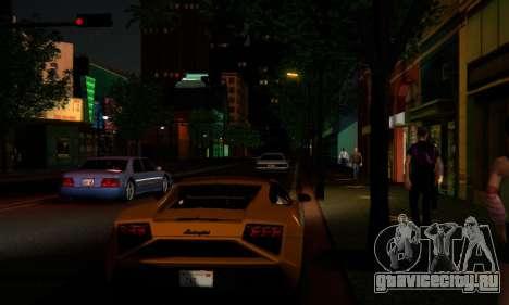 ENB Series by phpa v5 для GTA San Andreas четвёртый скриншот