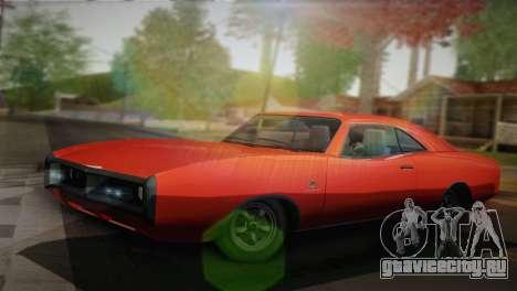 GTA 4 Dukes Tunable для GTA San Andreas